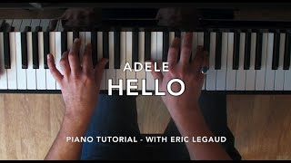 Download lagu Hello Easy Piano Lesson Tutorial MP3