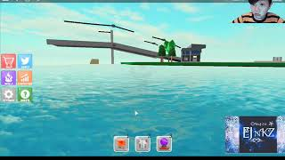 Atlantis Roblox (KZ first YouTube blog)