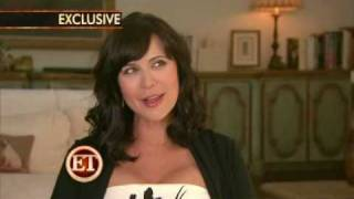 Catherine Bell's Baby Shower