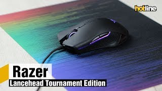 Razer Lancehead Tournament Edition  — обзор игровой мыши