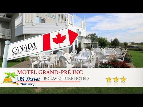 Motel Grand-Pr Inc - Bonaventure Hotels, Canada