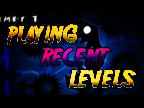 WHY DO THESE LEVELS EXIST? ~ Geometry Dash Recent Levels #8