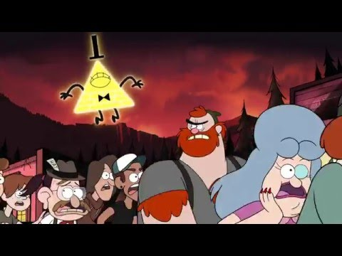 Bill's too famous - Gravity Falls AMV