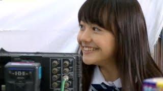 若手女優の松井愛莉(17)、土屋太鳳(19)、広瀬すず(15)が、15日か...