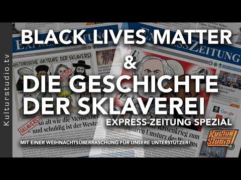 Black Lives Matter & die Geschichte des Sklaverei