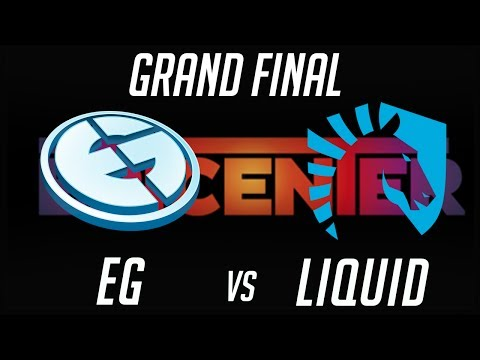 EG vs Liquid Epicenter 2017 GRAND FINAL Highlights Dota 2 by Time 2 Dota #dota2