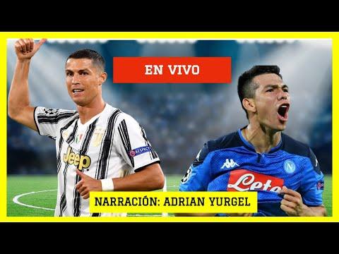 JUVENTUS  vs NAPOLI  en VIVO| SUPERCOPA DE ITALIA | Juventus hoy
