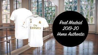 Adidas Real Madrid Home Jersey 2019/2020 Review