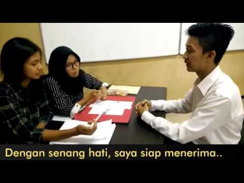 Contoh Simulasi Wawancara yang Baik dan Benar