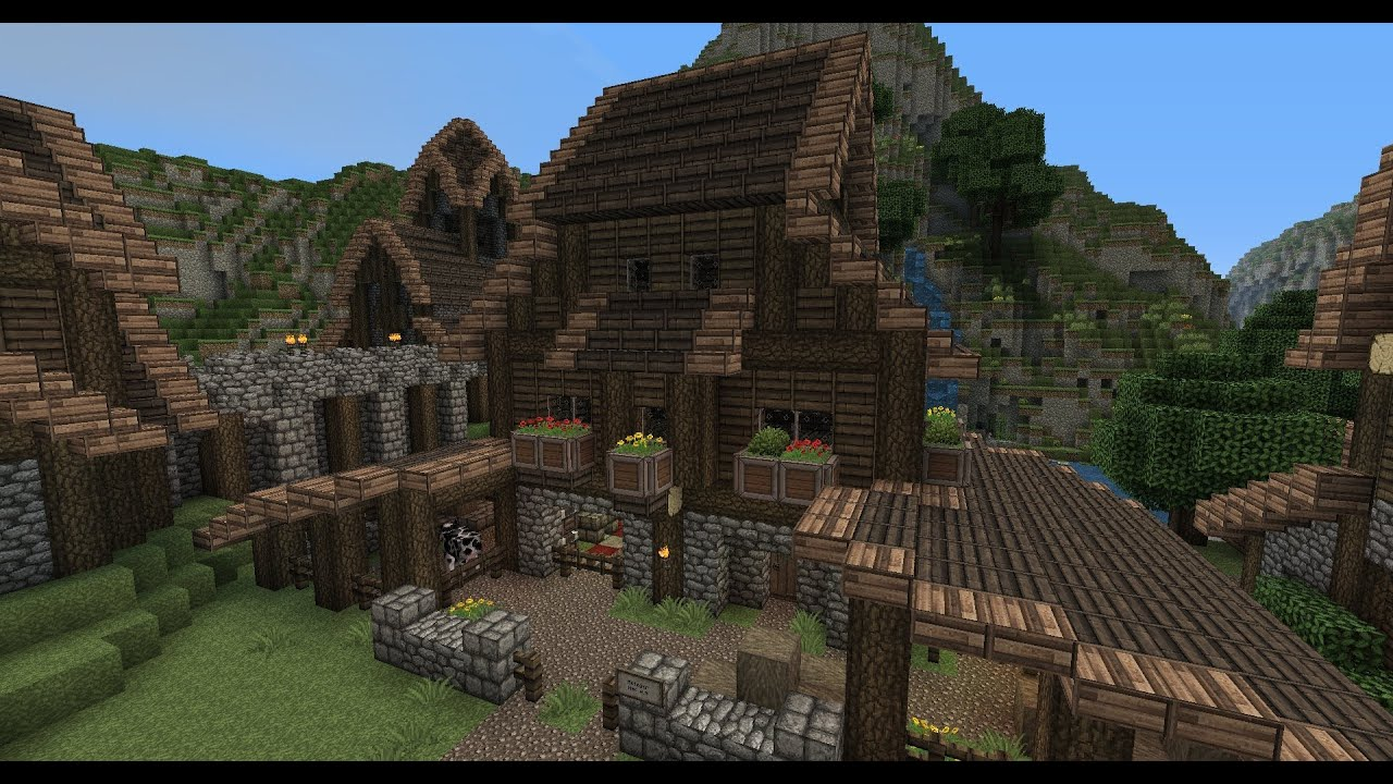 minecraft how to get rid of village in custom server