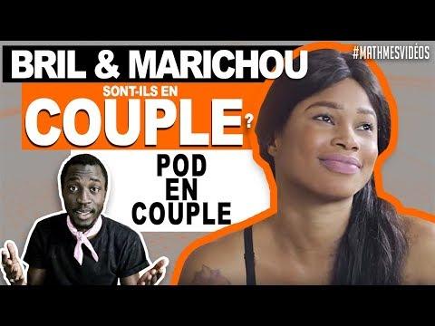 MARICHOU et BRIL FIGHT 4 SONT-ILS EN COUPLE?? (POD EST EN COUPLE AVEC...) | MATH MES VIDÉOS
