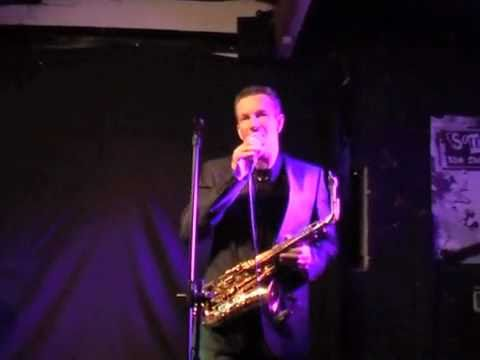 Ian Thompson - Sax & vocals