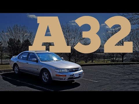 1999 Nissan Maxima A32: Regular Car Reviews