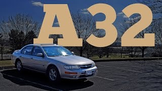 1999 Nissan Maxima A32: Regular Car Reviews