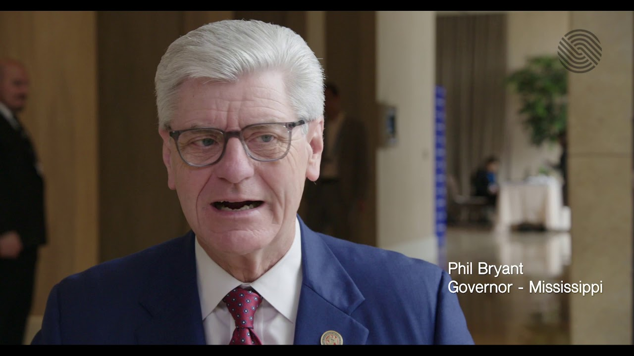 WorkingNation Overheard: Governor Phil Bryant at Milken Global Conference 2019 | WorkingNation