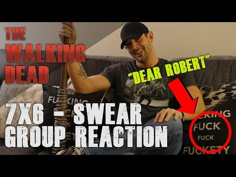 The Walking Dead - 7x6 Swear - Group Reaction