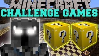 Minecraft: POPULARMMOS CHALLENGE GAMES - Lucky Block Mod - Modded Mini-Game thumbnail