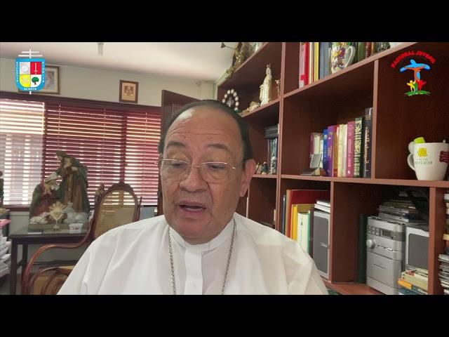 Palabras de Monseñor Ismael Rueda con motivo de la XII asamblea Arquidiocesana de Pastoral Juvenil