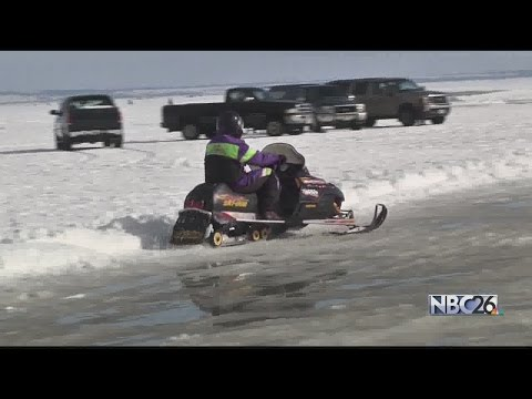Rescuers warn: know ice conditions before heading out on frozen water