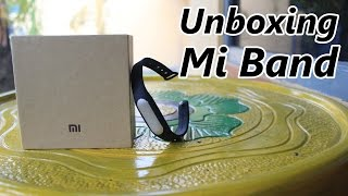 Unboxing Mi Band (Indonesia)