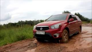 SsangYong Actyon Sports, 2010 2,0 МКПП