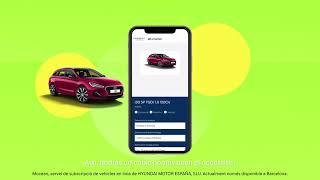 Mocean Suscripción, la nueva forma de entender la movilidad de Hyundai (catalán)