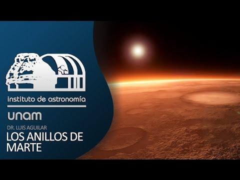 Los Anillos de Marte -  Dr. Luis Aguilar