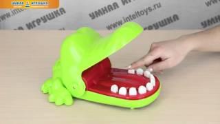 Настольная игра «Крокодильчик-дантист» (Crocodile Dentist), Hasbro