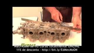 Curso de Mecânica de Motores: Como desmontar o motor do automóvel? EDUBRAS online.