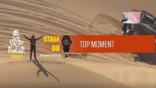 Dakar 2020 - Stage 8 - Top Moment by Rebellion