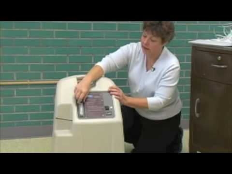 O2 - Using The Oxygen Concentrator