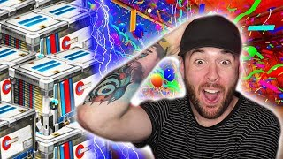 insane 40 new accelerator rocket league crate opening