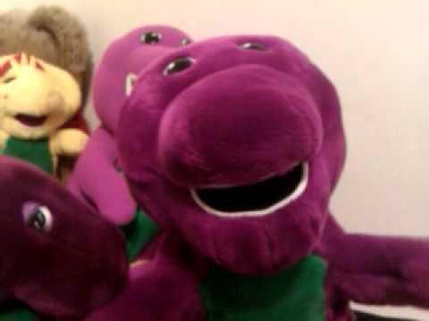 Actimates Interactive Barney Songs Youtube