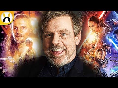 Mark Hamill SLAMS Disney Star Wars & Calls Prequels More Original