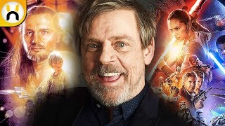 Mark Hamill SLAMS Disney Star Wars & Calls Prequels More Original