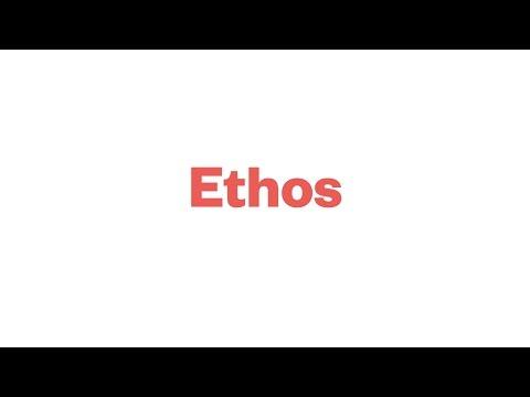 Ethos Magazine Crowdfunding Video