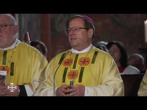 Pontifikalamt mit Bischof