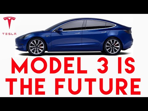 Tesla's Model 3: The Future Is Now