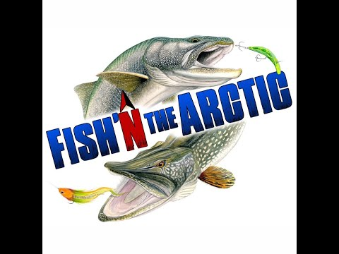 FISH'N THE ARCTIC - Ep.1 - GREAT SLAVE LAKE - SPRING PIKE