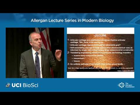 Allergan Lecture Series: Rebuilding Our Joints