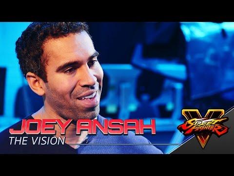 Joey Ansah: The Vision