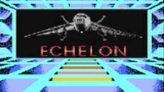 Echelon game ending by Access Software