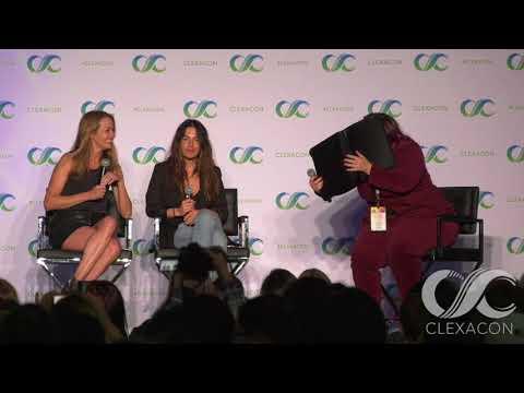 Shoot Reunion Panel ClexaCon 2018