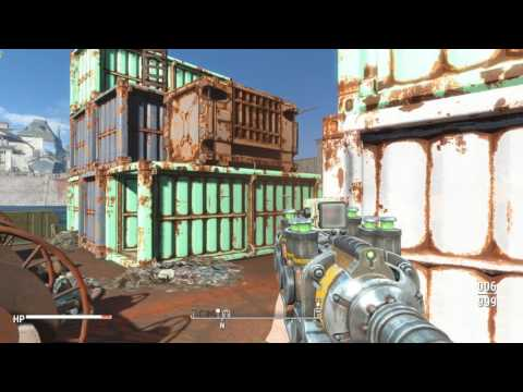 Fallout 4 Part 14 - Oberland Station and Boston Library