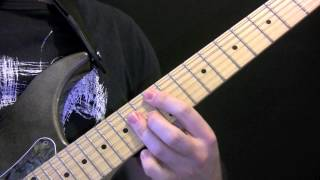 We Are Family Guitar Lesson by Sister Sledge - How To Play We Are Family On Guitar