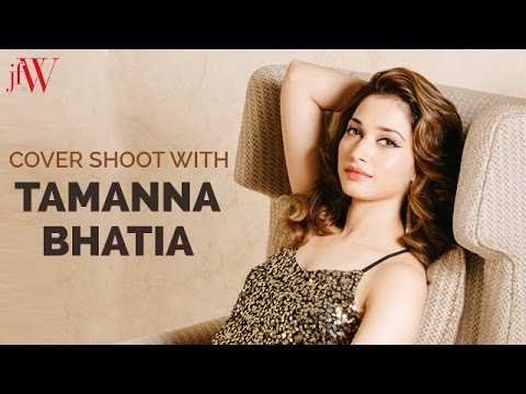 Tamannaah Photoshoot For JFW September 2015 Cover | JFW | Just For Women