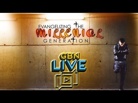 GBNLive - Episode 162 - Evangelizing the Millennial Generation