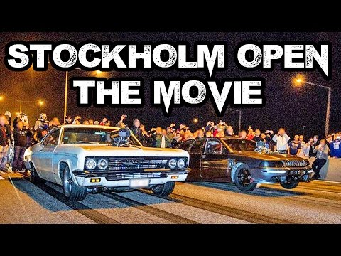 Stockholm Open THE MOVIE - Official Trailer!