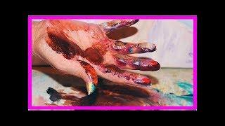 Une astuce qui marche contre les taches de peinture sur les mains