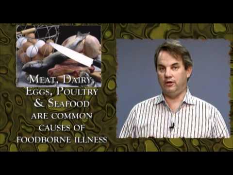 Foodborne Illness Myths Part I